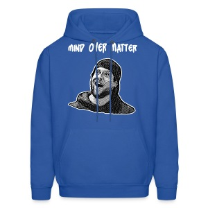 Mind Over Matter - Men's Hoodie