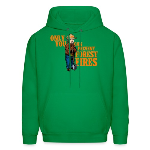Smokey, the Beast - Men's Hoodie