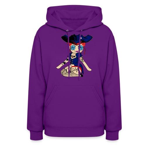 New Engand Women's Hooded Sweatshirt - Women's Hoodie