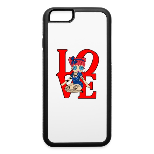 Pennsylvania iPhone 6 Rubber Case - iPhone 6/6s Rubber Case