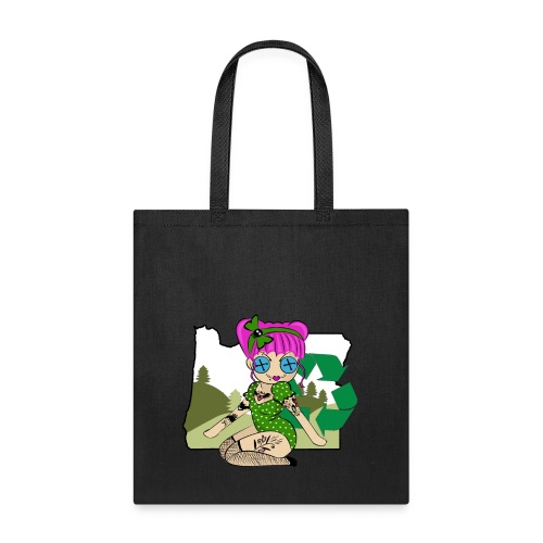 Oregon Tote Bag - Tote Bag