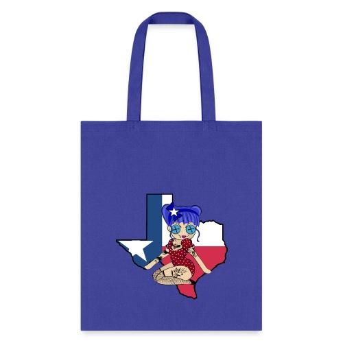 Texas Tote Bag - Tote Bag