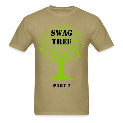 Swag Tree Part 2 - Men's T-Shirt