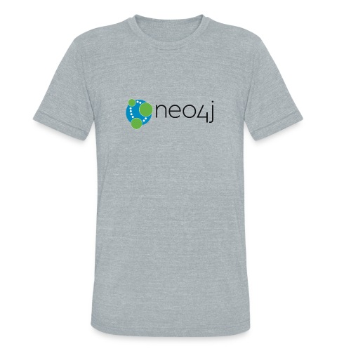 Neo4j Global - Unisex Tri-Blend T-Shirt by American Apparel