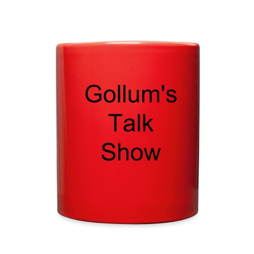 Golum's talk Show coffee mug - Full Color Mug
