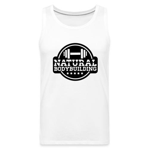 Natural Tank Shirt - Men's Premium Tank