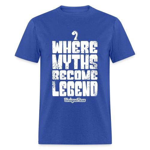 Myth  - Men's T-Shirt