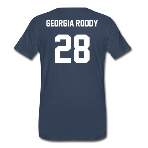 Georgia Roddy Zaunism Tee - Men's Premium T-Shirt