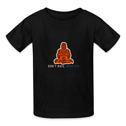 Baby Buddha  - Kids' T-Shirt