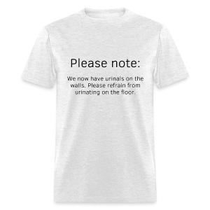 No. - Men's T-Shirt