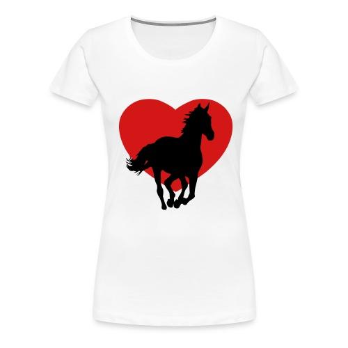 StarStable T-Shirt - Women's Premium T-Shirt