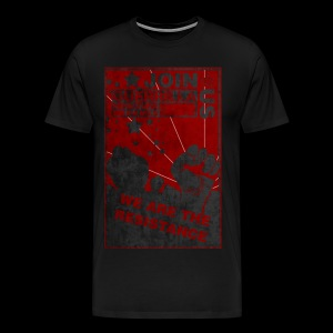 Resistance Tee - Titan Edition - Men's Premium T-Shirt