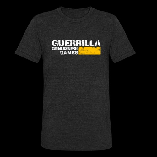 GMG Logo Tee 2 - Men's  - Unisex Tri-Blend T-Shirt