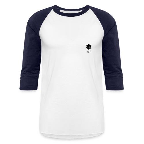 Logo Badge Baseball Tee - Baseball T-Shirt