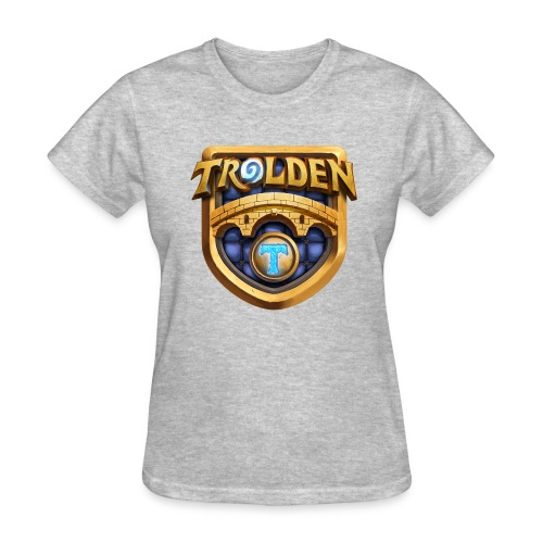 Main Logo - Female - Women's T-Shirt