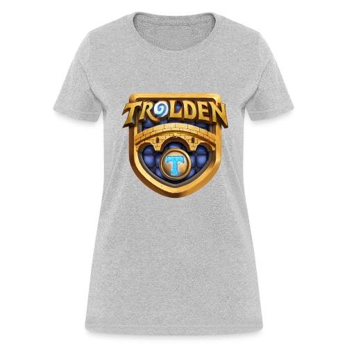 Main Logo - Female - Women's T-Shirt
