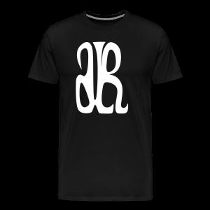 Aaron Rutten Logo (Men's) - Men's Premium T-Shirt