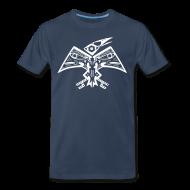 T-Shirts ~ Men's Premium T-Shirt ~ Mythical Bird (Men's)