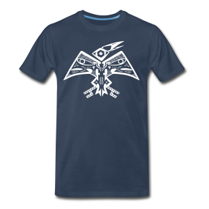 Mythical Bird (Men's) - Men's Premium T-Shirt