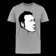 T-Shirts ~ Men's Premium T-Shirt ~ Aaron Rutten Portrait (Men's)
