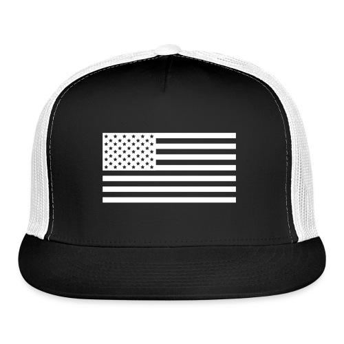 USA Trucking Hat - Trucker Cap