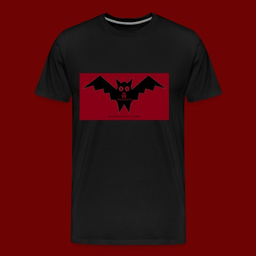 The Bat-Wayne Projects - Men's Premium T-Shirt