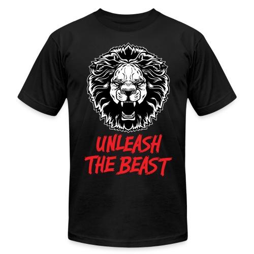 Unleash The Beast - Men's  Jersey T-Shirt