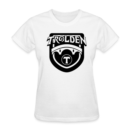 Black And White - Female - Women's T-Shirt