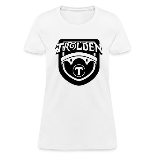 Black And White - Female - Women's T-Shirt