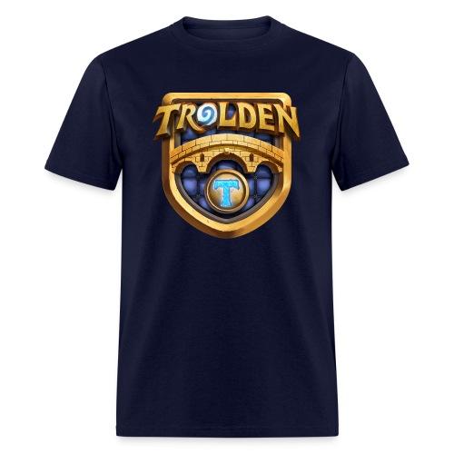 Main Logo - Male - Men's T-Shirt