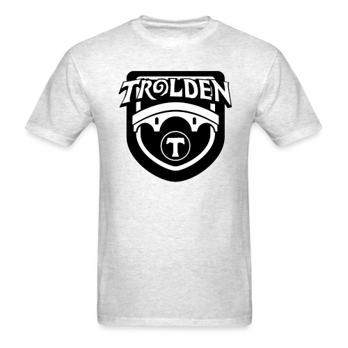 Black And White - Male - Men's T-Shirt