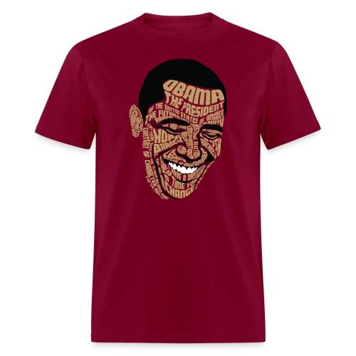 Obama Tee - Men's T-Shirt
