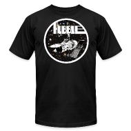 T-Shirts ~ Men's T-Shirt by American Apparel ~ Hubble Deep Space