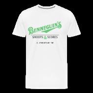 T-Shirts ~ Men's Premium T-Shirt ~ Benneguins