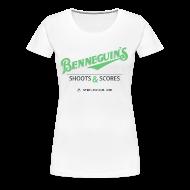 T-Shirts ~ Women's Premium T-Shirt ~ Benneguins