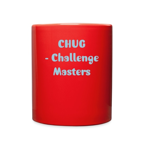 Challenge Masters Cup - Full Color Mug