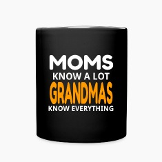moms and grandmas Mugs & Drinkware