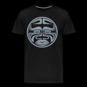 Buffalo Mask (Men's) - Men's Premium T-Shirt