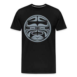 Buffalo Mask (Men's) - Men's Premium T-Shirt