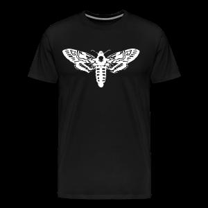 Death's Head Moth (Men's) - Men's Premium T-Shirt