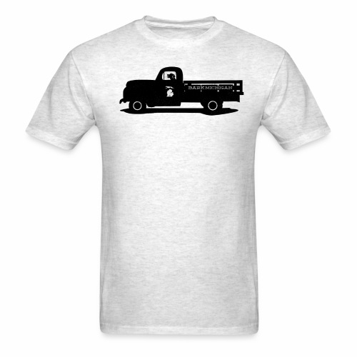 Bark Michigan truck shirt - mens - Men's T-Shirt