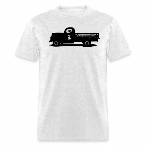 Bark Michigan truck shirt - mens - Men's T-Shirt