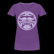T-Shirts ~ Women's Premium T-Shirt ~ Buffalo Mask (Women's)