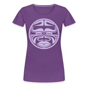 Buffalo Mask (Women's) - Women's Premium T-Shirt