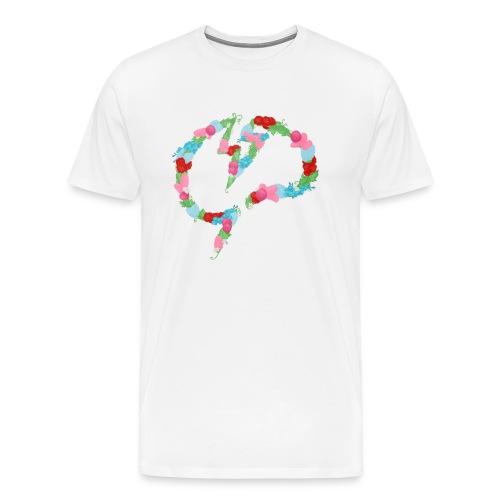 Men's Mindcrack Floral T-Shirt - Men's Premium T-Shirt
