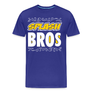 T-Shirts ~ Men's Premium T-Shirt ~ Splash Brothers Shirt-Splash Bros Shirt