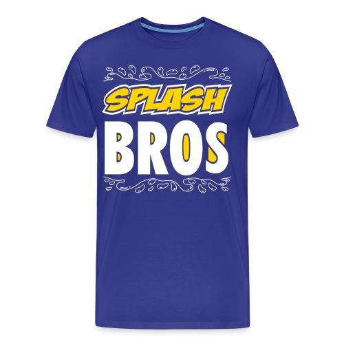 Splash Brothers Shirt-Splash Bros Shirt - Men's Premium T-Shirt