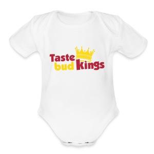 TBK Baby   - Short Sleeve Baby Bodysuit
