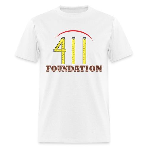 The 411 Foundation Original - Men's T-Shirt
