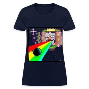 Royal Rainbow (Women) - Women's T-Shirt